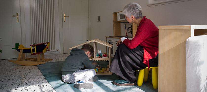 psicologa psicoterapeuta per bambini udine